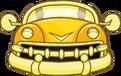 Golden Bumper Car clothing icon ID 4994