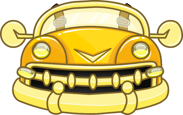 File:Golden Bumper Car clothing icon ID 4994.PNG