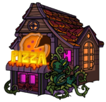 HalloweenParty2013PizzaParlorExteriorBuilding
