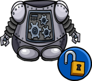 Robot Suit unlockable icon