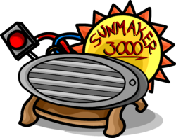 Sun Maker 3000