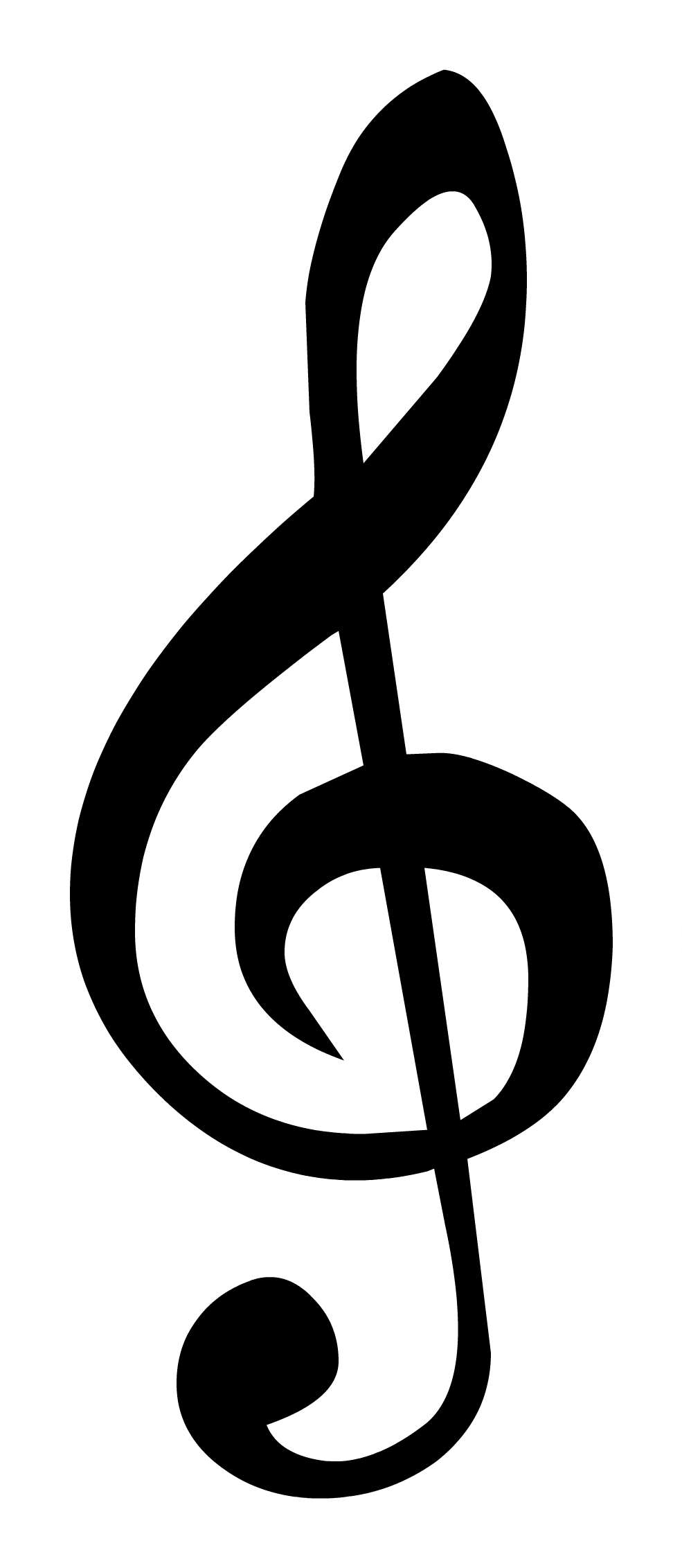 It's just an image of Refreshing Large Printable Music Notes