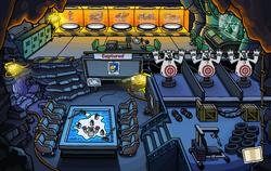 Operation Blackout Secret HQ