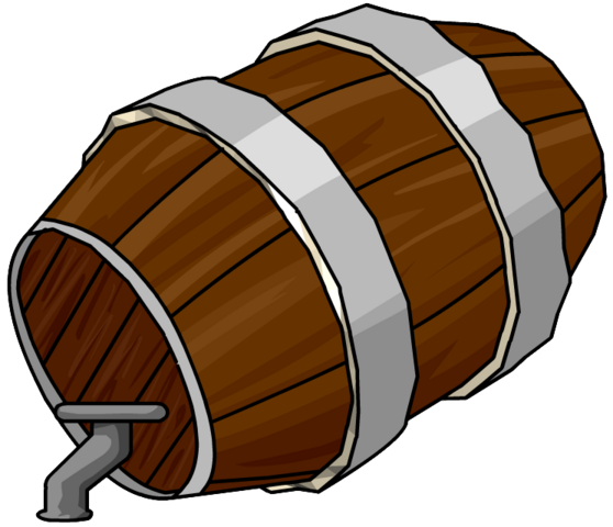 File:Cream Soda Barrel furniture icon ID 723.png