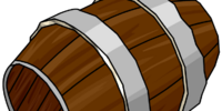 Cream Soda Barrel