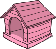 Pink Puffle House sprite 002