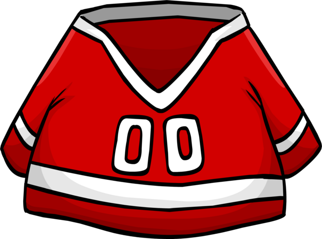 File:Red Hockey Jersey clothing icon ID 277.png