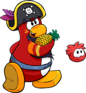 Rockhopper Temple of Fruit