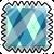 Argyle Pattern Pin icon