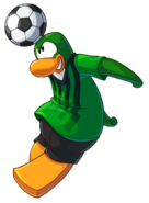 Green Team Player