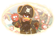 Inside Out Party Rockhopper joy memory