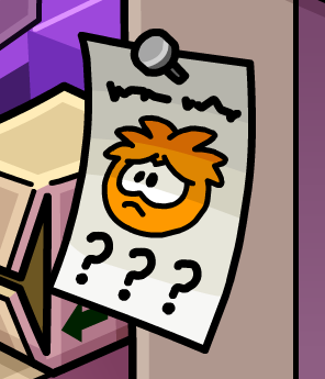 Missing Orangepuffle