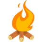 Decal Campfire icon