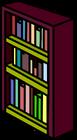 Burgundy Bookshelf sprite 007
