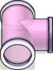 T-joint Puffle Tube sprite 074