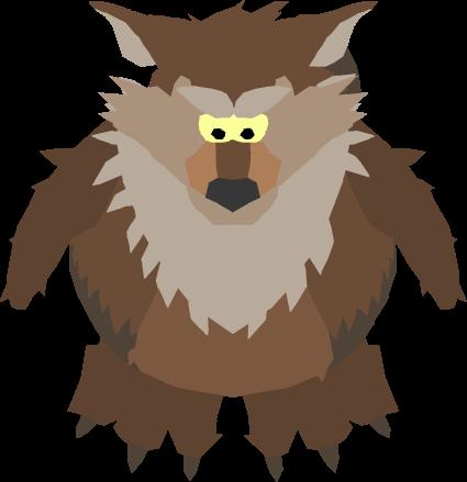 File:Werewolf Sprite.png
