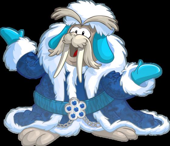 File:Merry Walrus Party Login Screen Merry Walrus.png