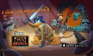 Star Wars Rebels Takeover Homepage