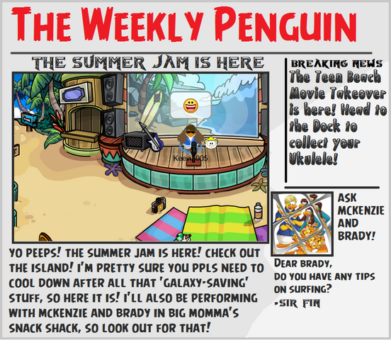 File:The Weekly Penguin Issue 1 Page 1.png