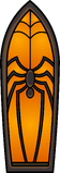 Black Widow Window sprite 004