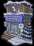 HolidayParty2015EverydayPhoningFacilityExterior