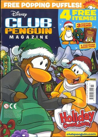 File:Club Penguin Magazine Issue 37.jpg