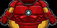 Iron Man Bodysuit