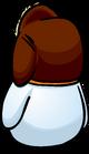 Orange Scarf Snowman sprite 004