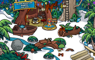 10th Anniversary Party Forest