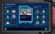 Operation Tri-umph interface page 2