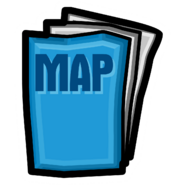 Map Prehistoric 2013 Icon
