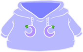 Purple O'berry Hoodie icon