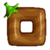 Brown berry icon