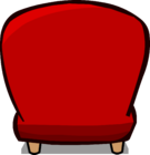 Red Plush Chair sprite 005