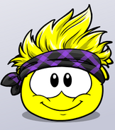 Heavy Metal Haircut pUFFLE