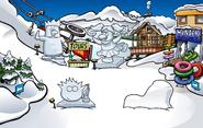 Snow Sculpture Showcase Ski Village 2