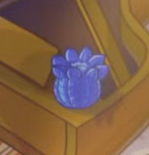 File:Awesome to be Rare blue crystal puffle.png