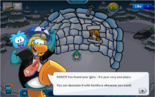 Introduction to Club Penguin Dec 19 2013 Igloo