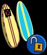Beach Boards unlockable icon