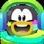 Emoji Party Face