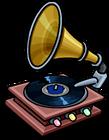 Gramophone sprite 005