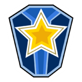 Superhero Pin icon