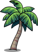 Tropical Palm sprite 001