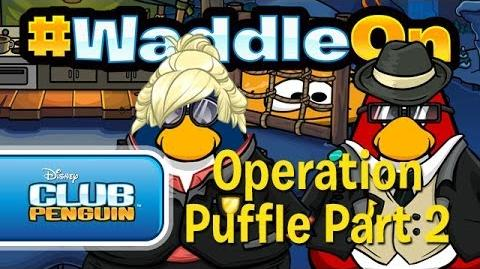 WaddleOn: Operation Puffle Part 2