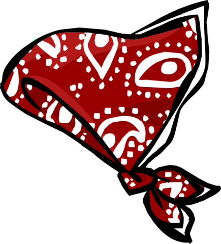 File:Red Paisley Bandana icon.png