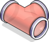 T-joint Puffle Tube sprite 068