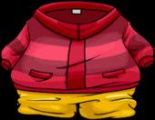 Pink Sled Coat