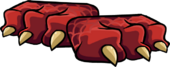 Ancient Dragon Feet icon