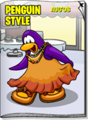 Penguin Style August 2008