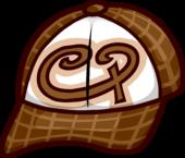 Brown Skater Cap icon